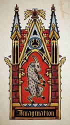 Gothic Goat by K-Zlovetch