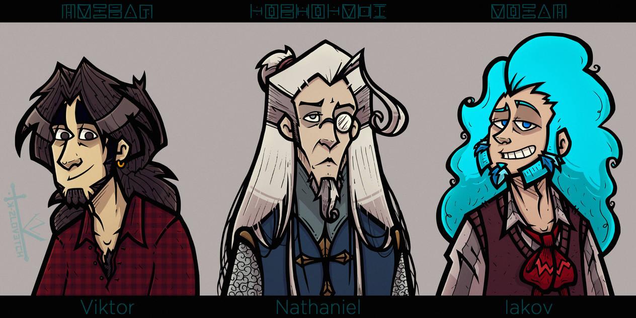 OE trio