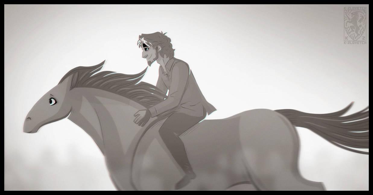 Riding Mivka