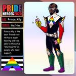 Prince Ally | Pride Heroes 2020