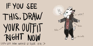 #Drawyouroutfit