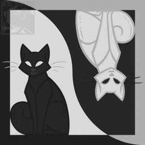 Draw a Cat - Yin x Yang