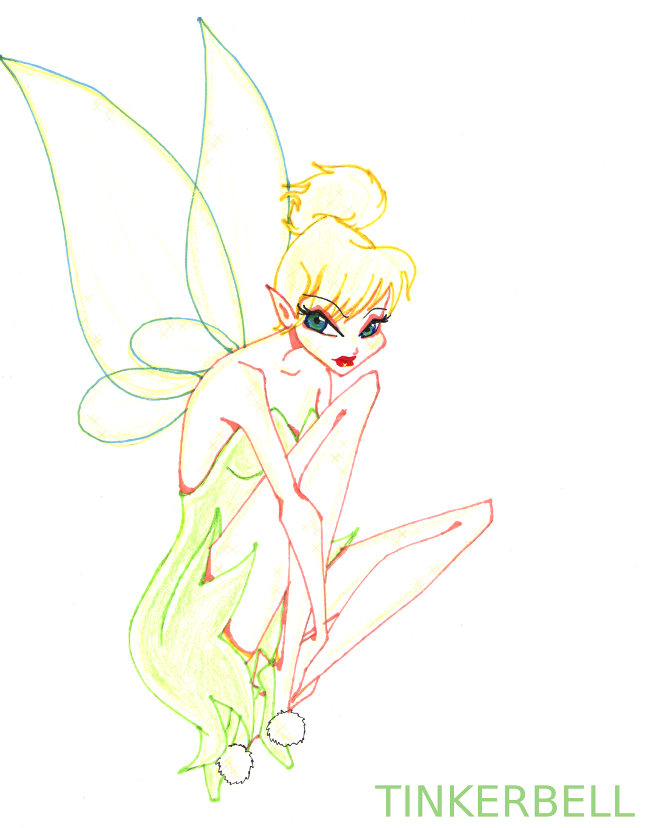 TINKERBELL by DiamondDustIce
