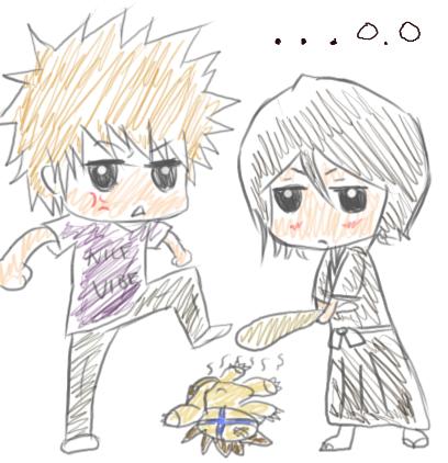 IchiRuki POWER!!!:D by PeachBerryDivision
