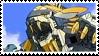 Murasame Liger stamp by SUNgoddessOKAMI