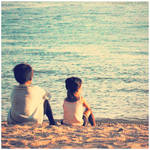 Young Lovers by artcreamz