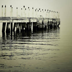 The Port Berth by artcreamz