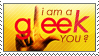 I'm a GLEEK, you? by artcreamz
