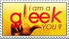 I'm a GLEEK, you? by artcreamz