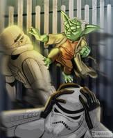 Detention Block 1138 by KileyBeecher