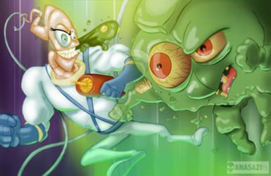 Earthworm Jim by KileyBeecher