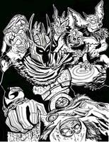 Overlord Inks by KileyBeecher