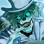 Hat Box Ghost Detail
