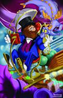 Journey Into Imagination by KileyBeecher