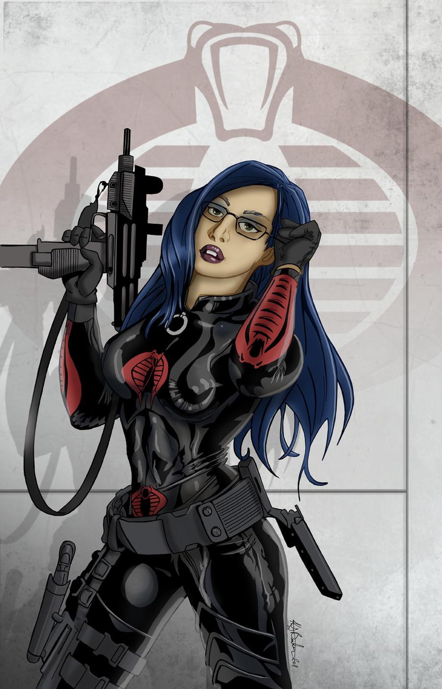 Cobra's Femme Fatale by KileyBeecher