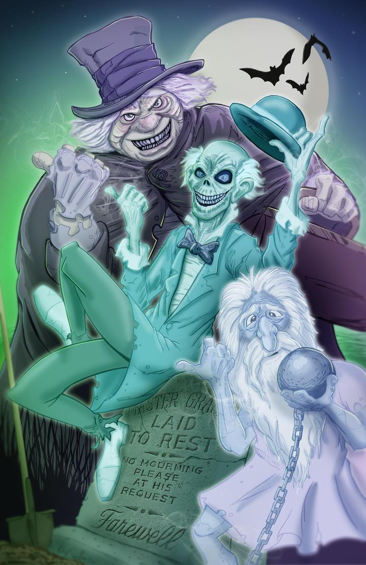 Creepy Creeps with Eerie Eyes by KileyBeecher