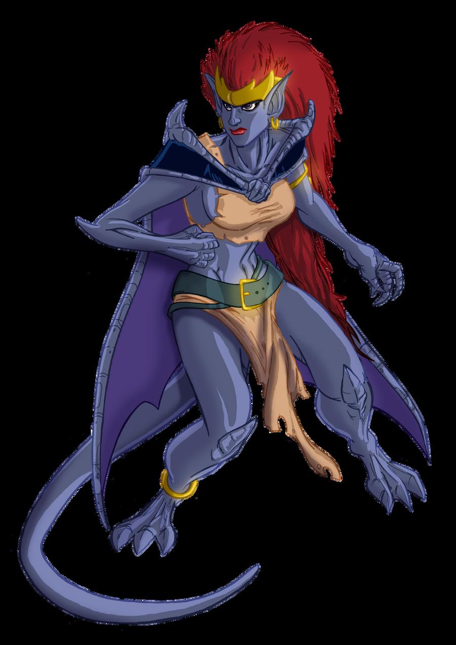 Gargoyles demona