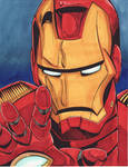Mr. Invincible Iron Suit of Armor Inventor