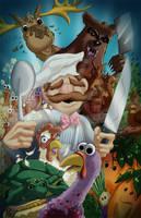 June 28 - The Swedish Chef by KileyBeecher