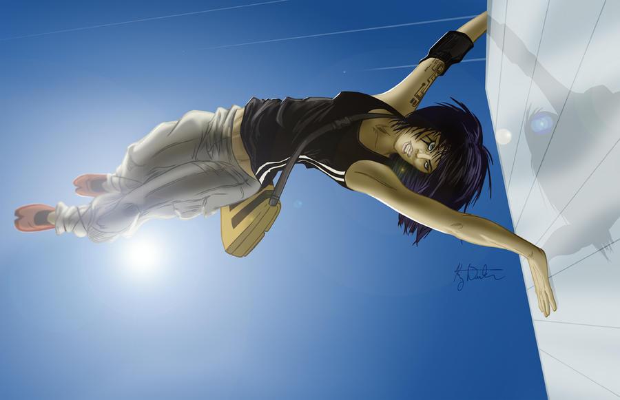 June 29 - Faith from Mirror's Edge by KileyBeecher