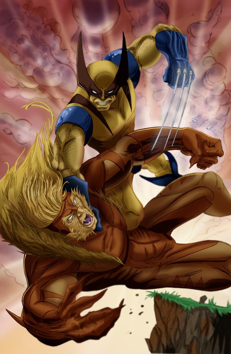 Mortal Enemies by KileyBeecher
