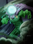 Spider-Man Rouges Gallery - Mysterio