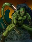 Spider-Man Rouges Gallery - Scorpion