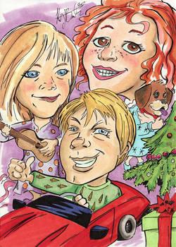 Favorite Things - Christmas Kids