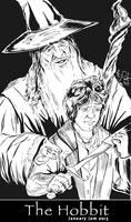January 2, 2013 - The Hobbit