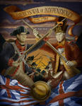American War of Independence Miniature Game Cover