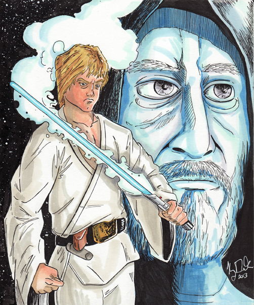 May the Fourth Be With you by KileyBeecher
