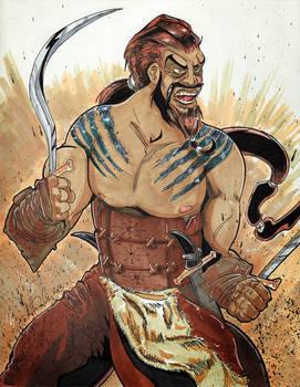 July 2 - Khal Drogo