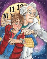 It's About Time! by KileyBeecher