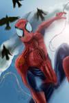 Spiders in Flight