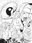 2013 October Art Jam - Futurama