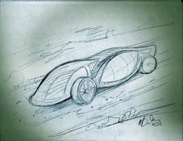 2013 October Art Jam - Future Car