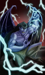 The Age of Gargoyles by KileyBeecher