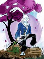 Usagi YoJimbo by KileyBeecher