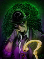 Riddle Me This by KileyBeecher