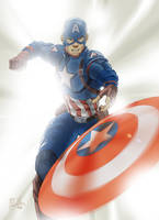 The Star Spangled Man with a Plan by KileyBeecher