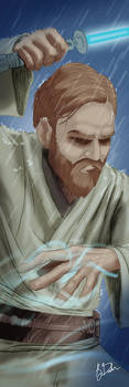Obi Wan Kenobi Banner by KileyBeecher