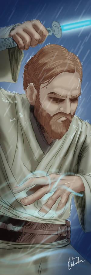 Obi Wan Kenobi Banner