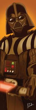 Darth Vader Banner by KileyBeecher