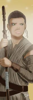 Rey Banner by KileyBeecher