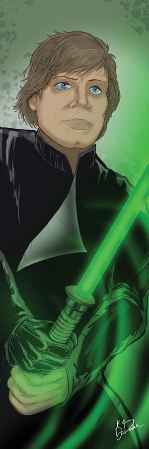 Luke Skywalker Banner
