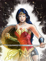 Wonder Woman by KileyBeecher