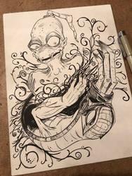 Oddworld by KileyBeecher