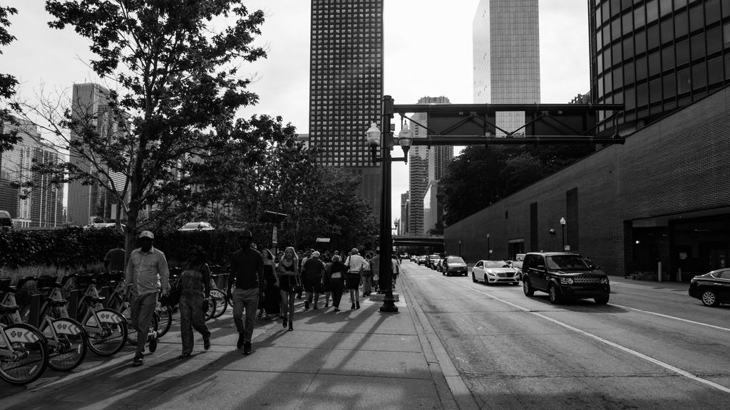 City Streets by KenHau1