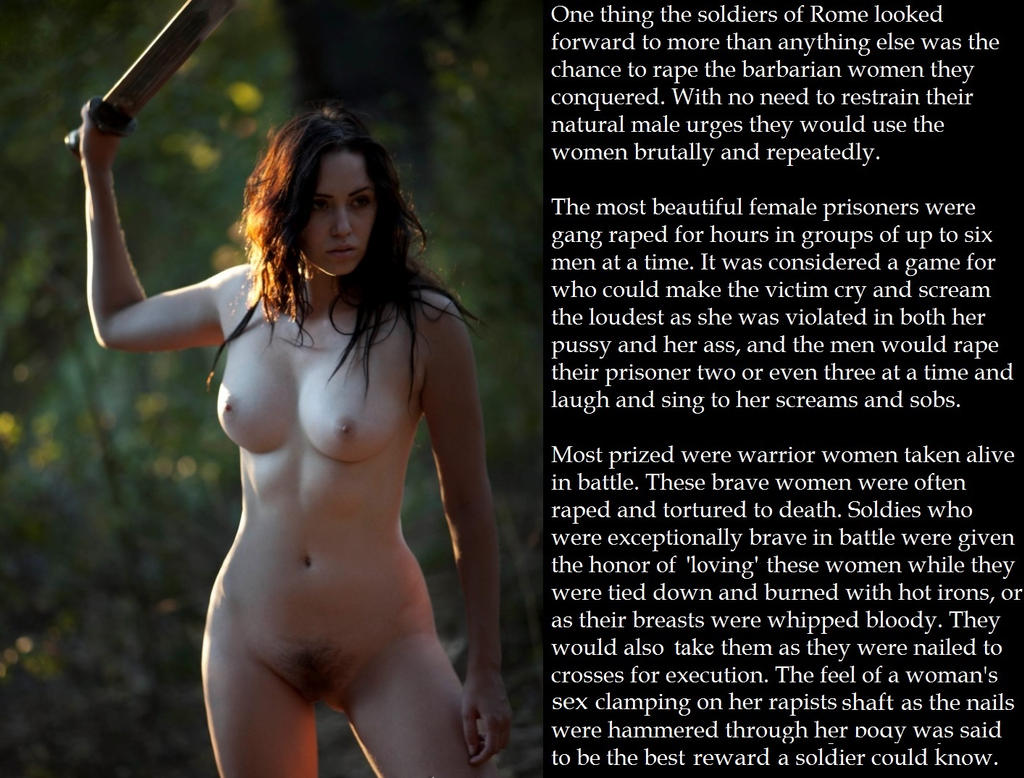 Fate of the Barbarian Women 01 by darthsaad