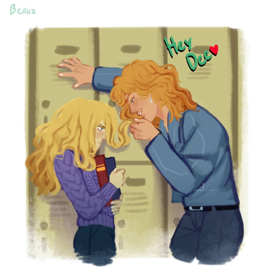 Billy and Diane by Muramasa-nii on DeviantArt